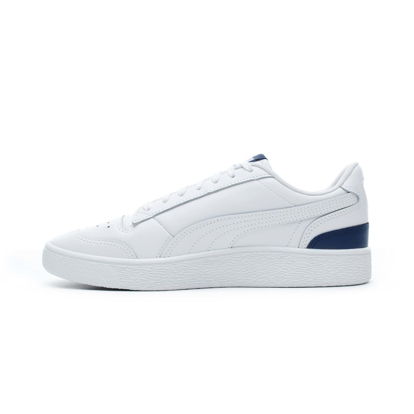 Puma Ralph Sampson Lo Erkek Beyaz Spor Ayakkabı