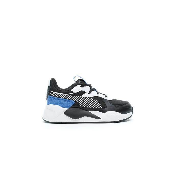Puma RS-X Collegiate Çocuk Siyah Spor Ayakkabı