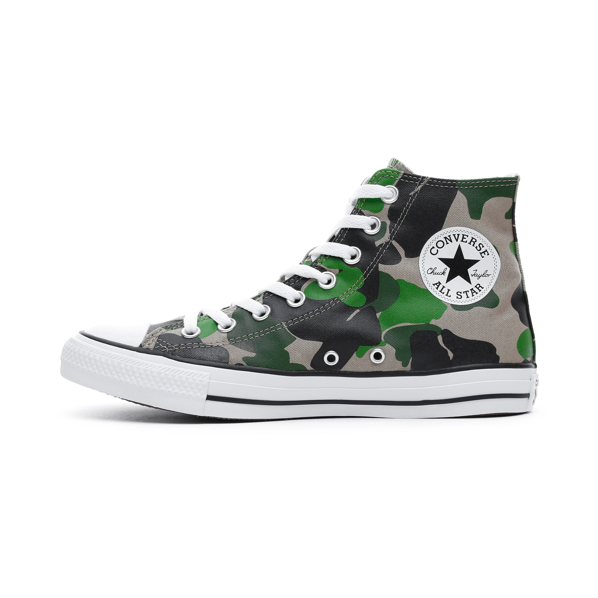 Converse Chuck Taylor All Star Hi Erkek Yeşil Sneaker