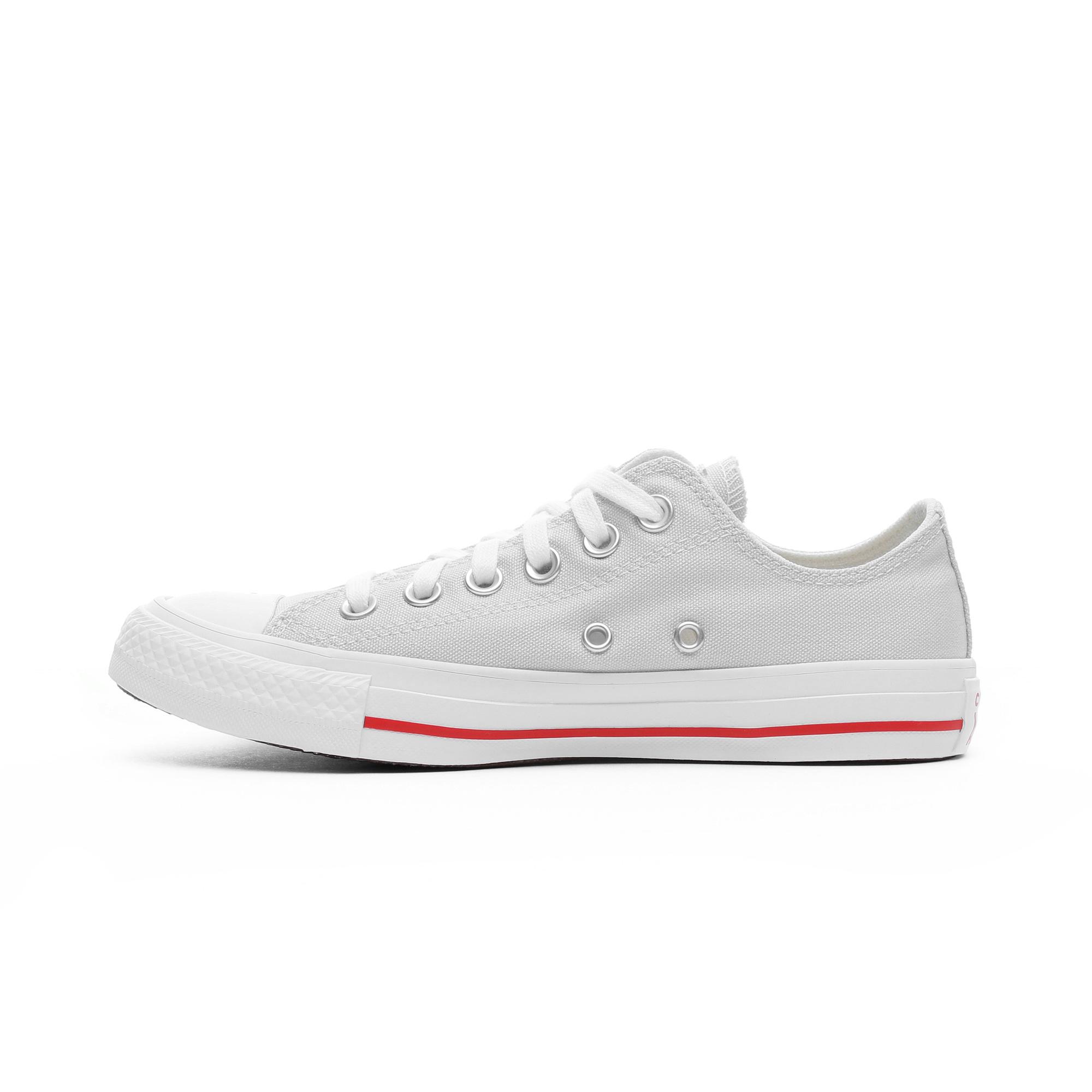 Converse Love Fearlessly Chuck Taylor All Star Kadın Beyaz Sneaker