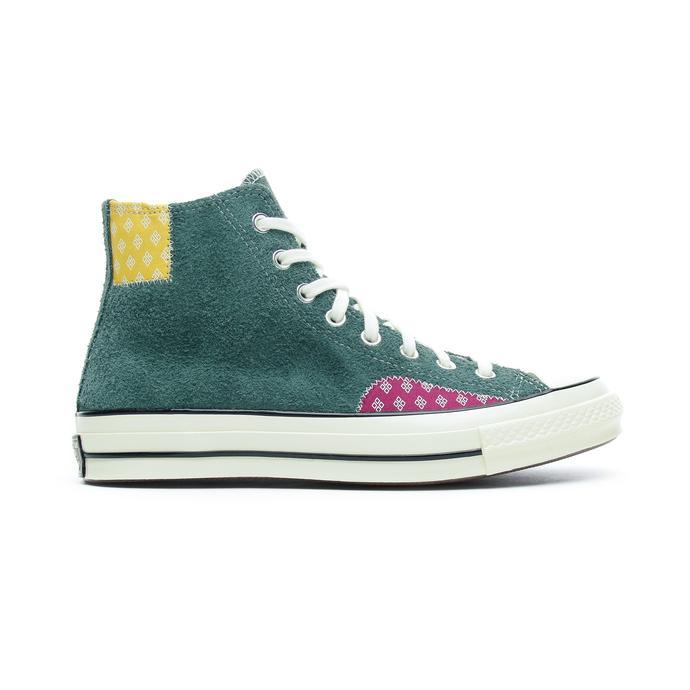 Converse Chuck 70 Hi Erkek Yeşil Sneaker