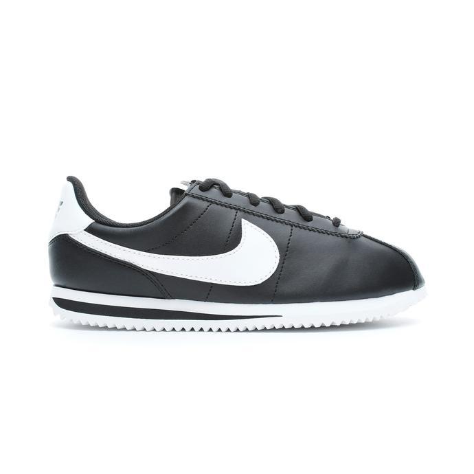 Nike Cortez Basic SL Kadın Siyah Spor Ayakkabı