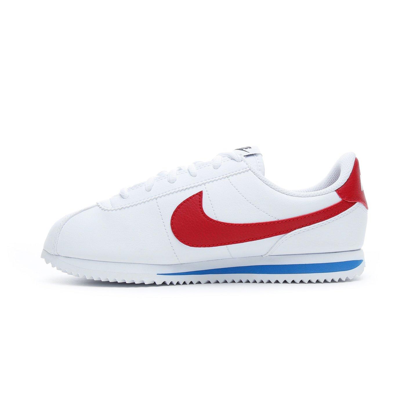 Gimnasia estoy sediento Retener  Nike Cortez Basic SL Kadın Beyaz Spor Ayakkabı Kadın Spor Ayakkabı &  Sneaker 3542125 | SuperStep