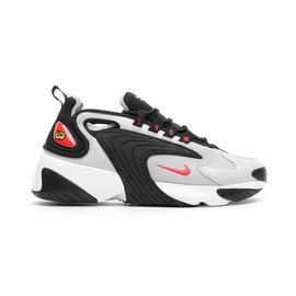 Nike Zoom 2K Erkek Beyaz-Siyah Spor Ayakkabı