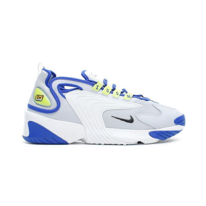 Nike Zoom 2K Erkek Gri Spor Ayakkabı