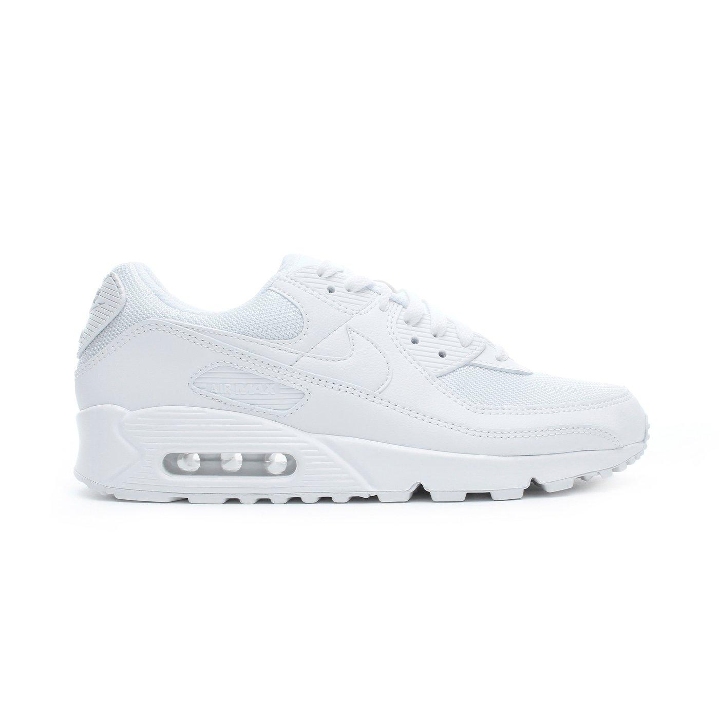 Nike Air Max 90 Erkek Beyaz Spor Ayakkabı