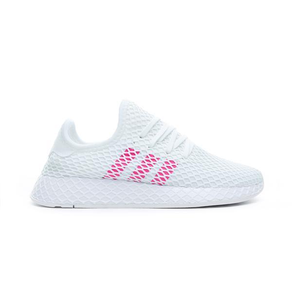 adidas Deerupt Runner Kadın Beyaz Spor Ayakkabı