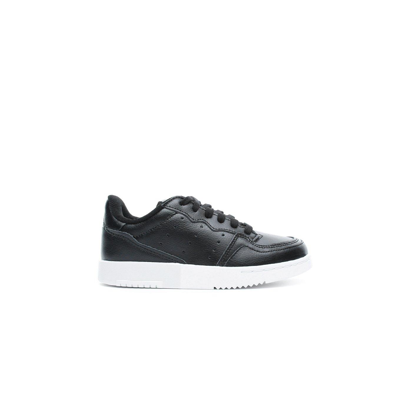 adidas Supercourt Çocuk Siyah Spor Ayakkabı