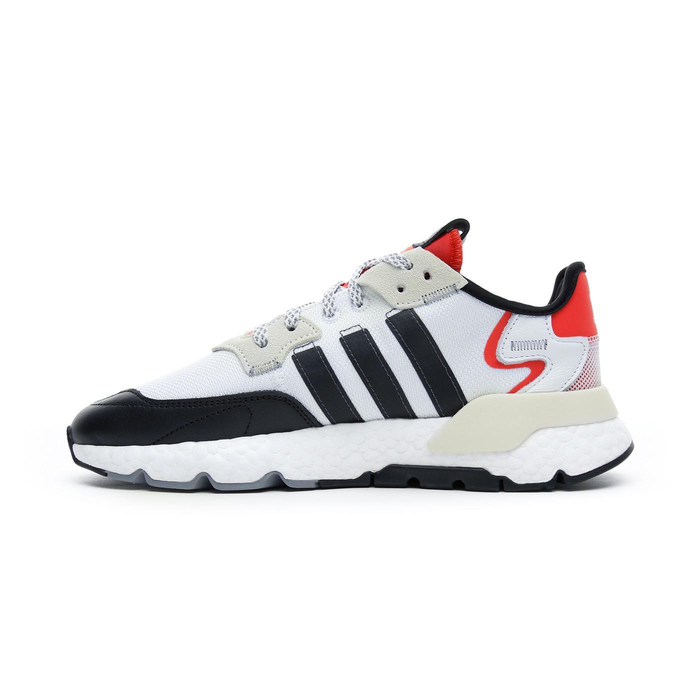adidas Nite Jogger Erkek Beyaz Spor Ayakkabı