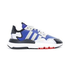adidas Nite Jogger Erkek Mavi Spor Ayakkabı