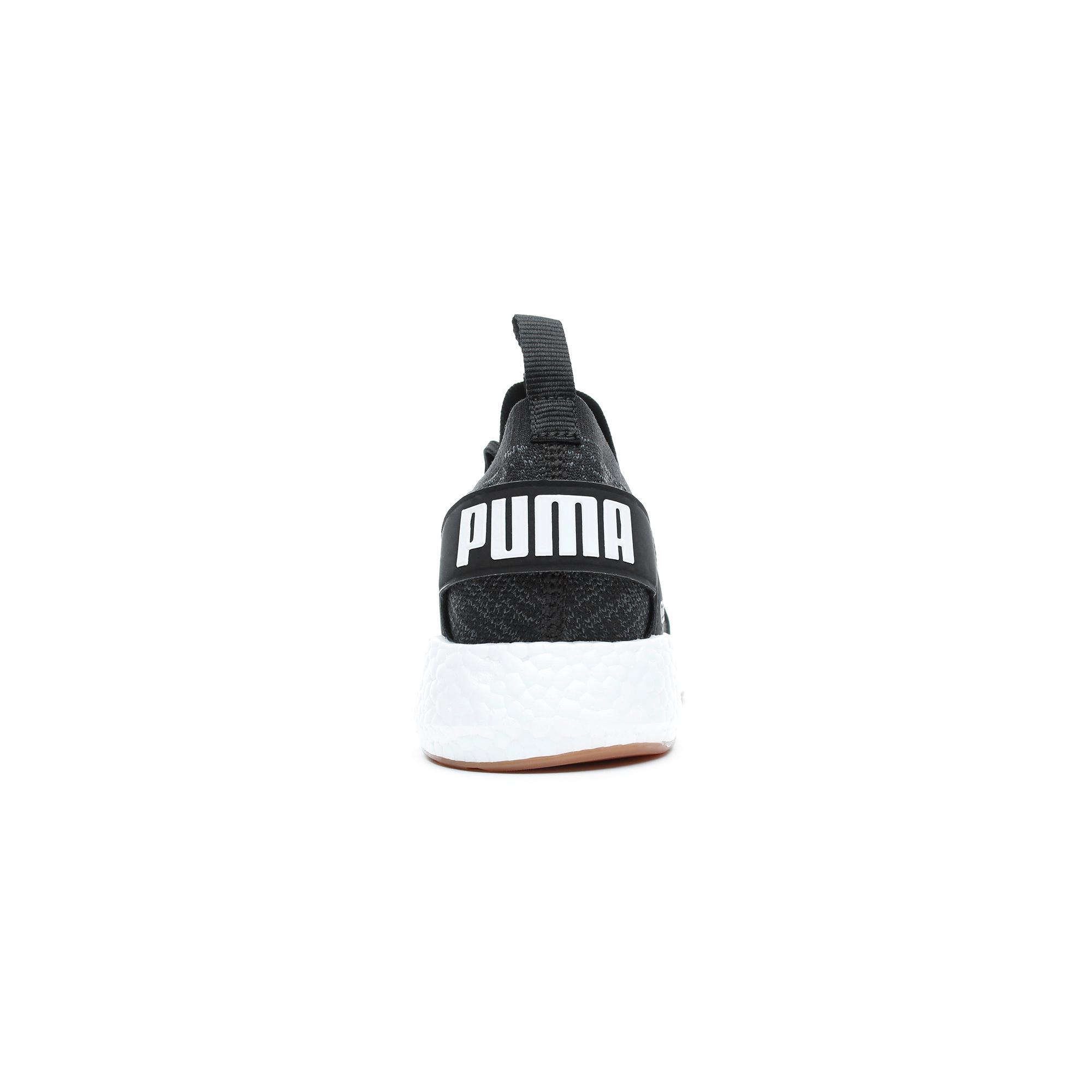 Puma NRGY Neko Engineer Knit Erkek Siyah Spor Ayakkabı