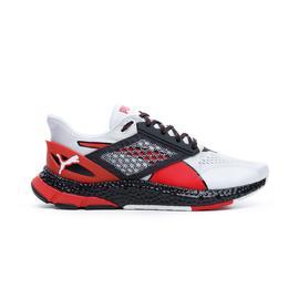 Puma Hybrid Astro Erkek Beyaz-Kırmızı Spor Ayakkabı