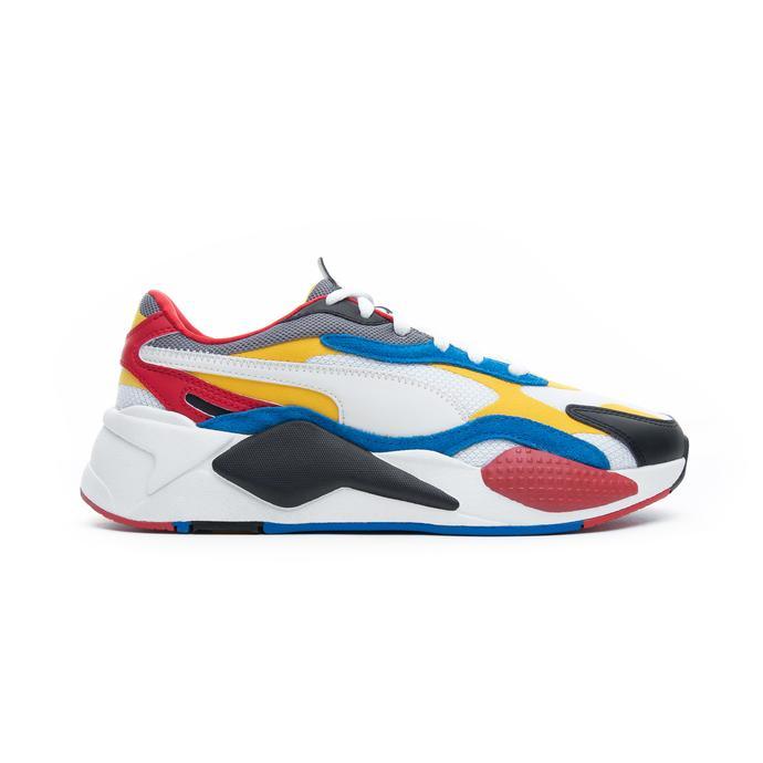Puma RS-X³ Puzzle Erkek Renkli Spor Ayakkabı