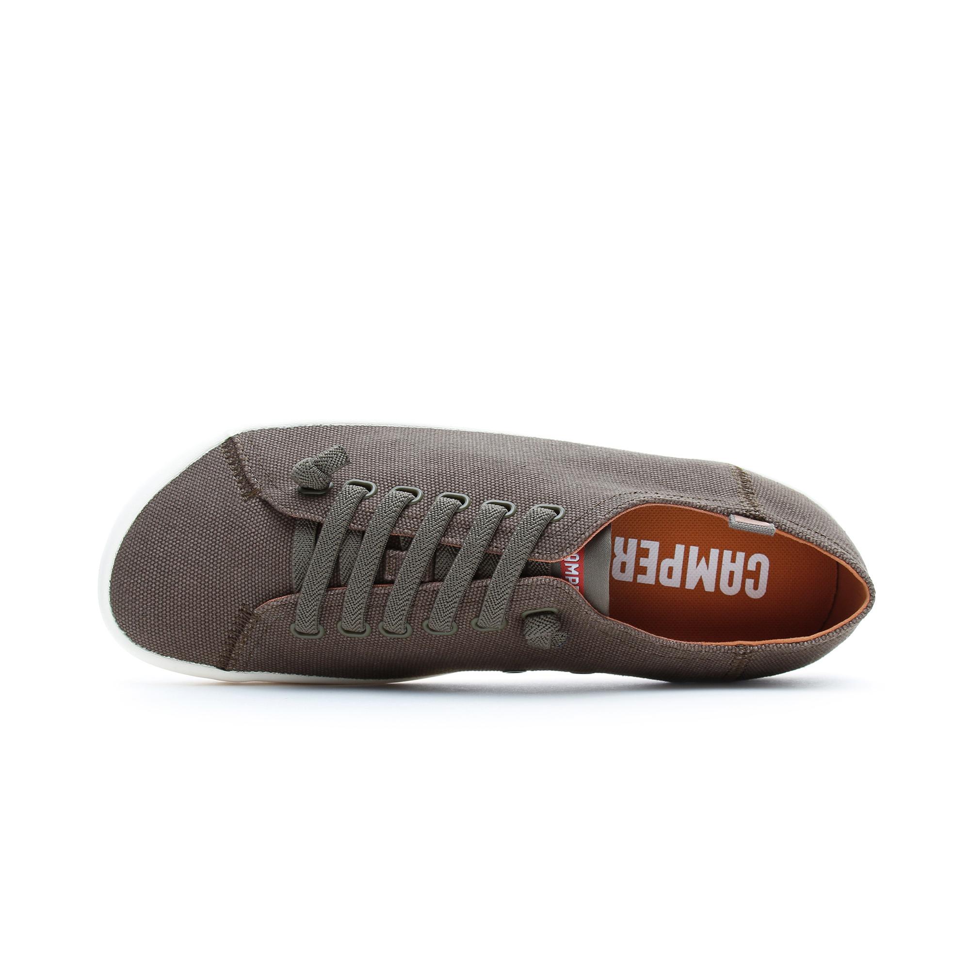 Camper Peu Rambla Vulcanizado Erkek Kahverengi Günlük Ayakkabı