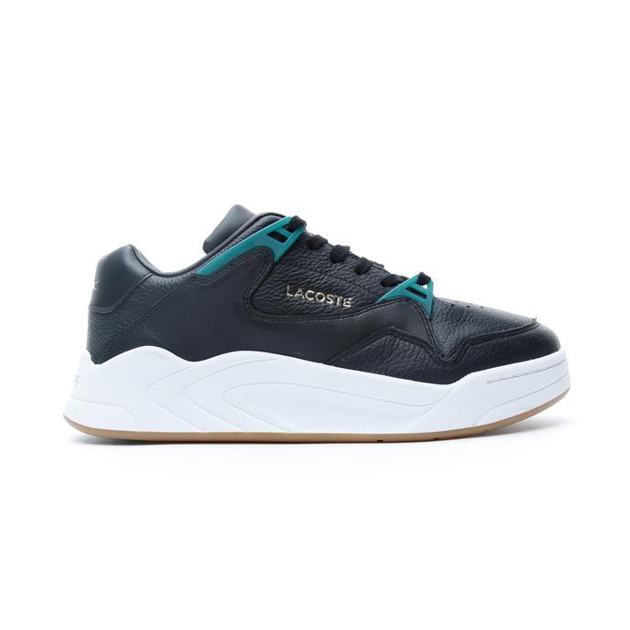 Lacoste Court Slam  Erkek Siyah - Yeşil Spor Ayakkabı