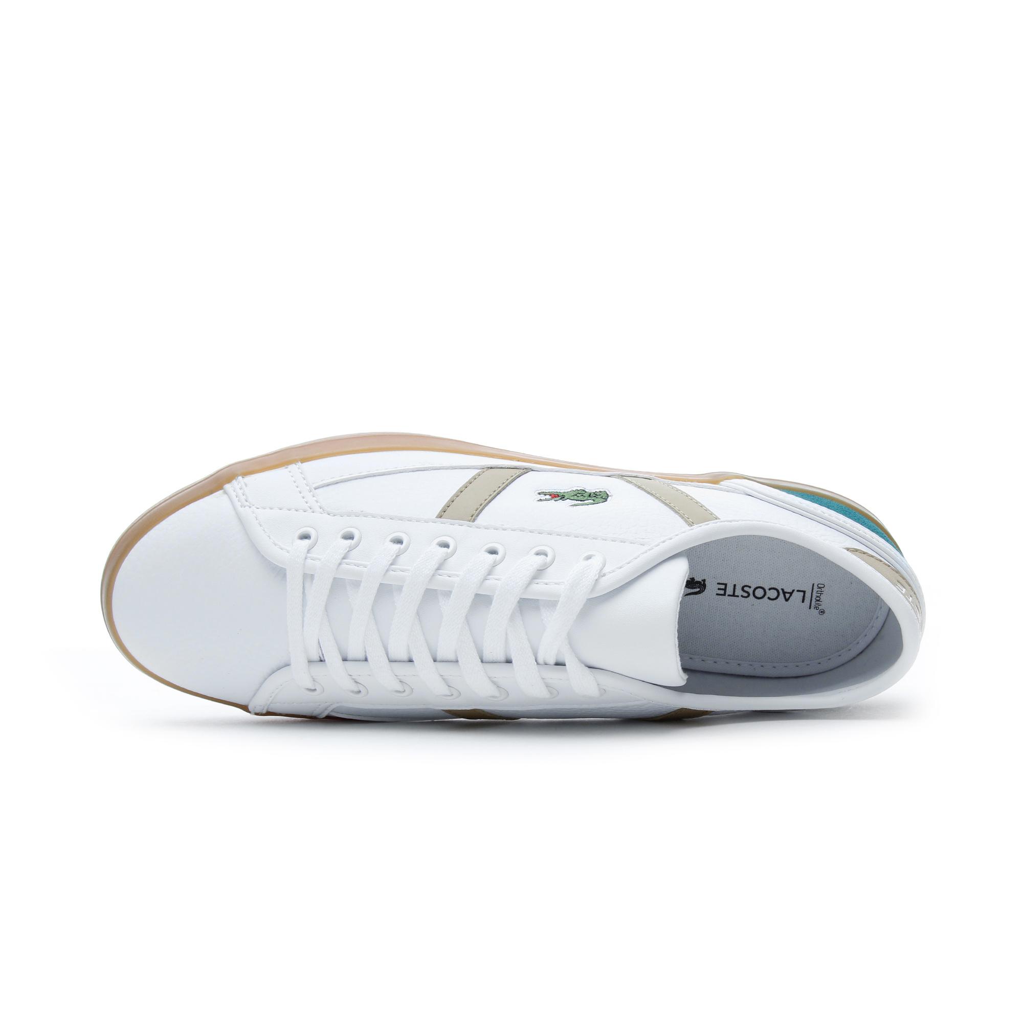 Lacoste Sideline Erkek Beyaz Günlük Ayakkabı