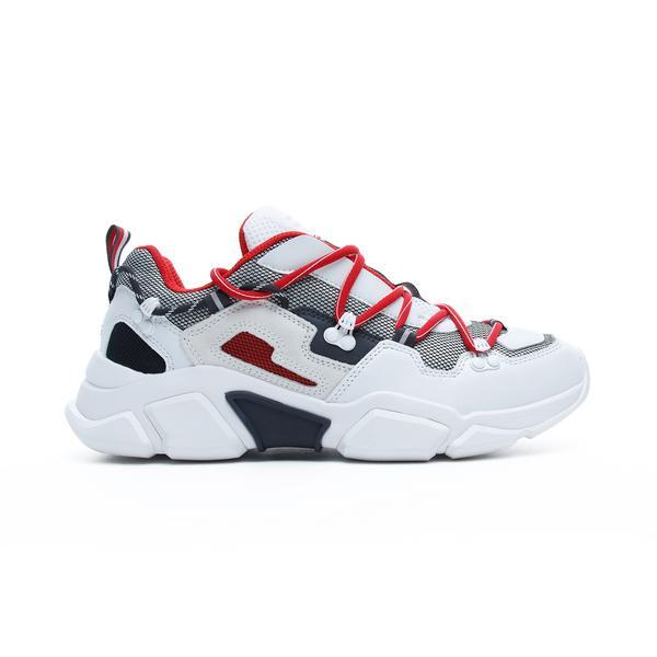 Tommy Hilfiger City Voyager Chunky Erkek Beyaz Spor Ayakkabı