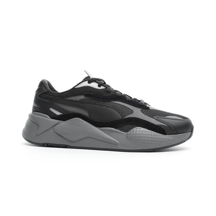 Puma RS-X³ Puzzle Unisex Siyah Spor Ayakkabı