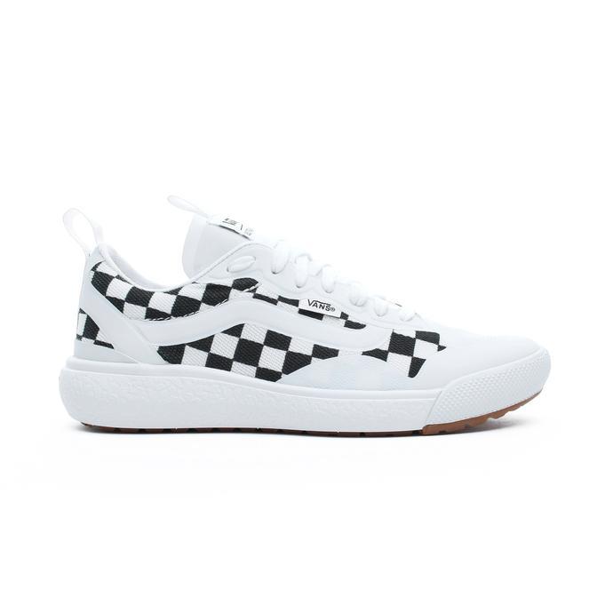 Vans UltraRange EXO Unisex Beyaz-Siyah Spor Ayakkabı