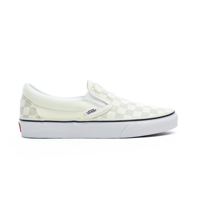 Vans Classic Slip-On Kadın Bej Sneaker