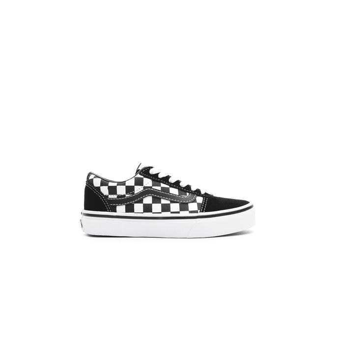 Vans YT Ward Çocuk Siyah Sneaker