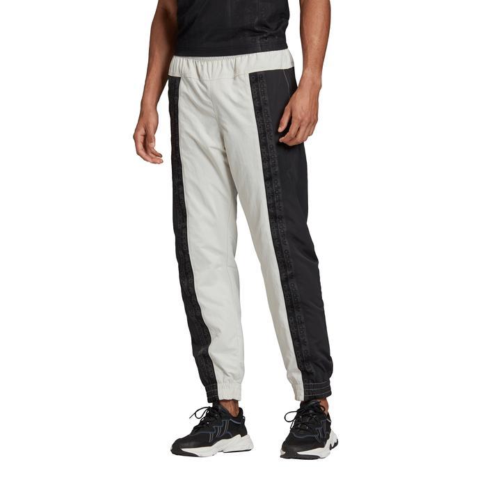adidas R.Y.V. Erkek Beyaz-Siyah Eşofman Altı