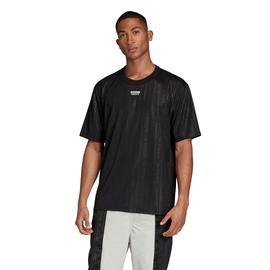adidas D GRP Erkek Siyah T-Shirt