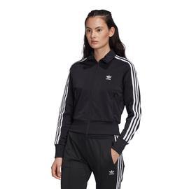 adidas Firebird Kadın Siyah Fermuarlı Sweatshirt