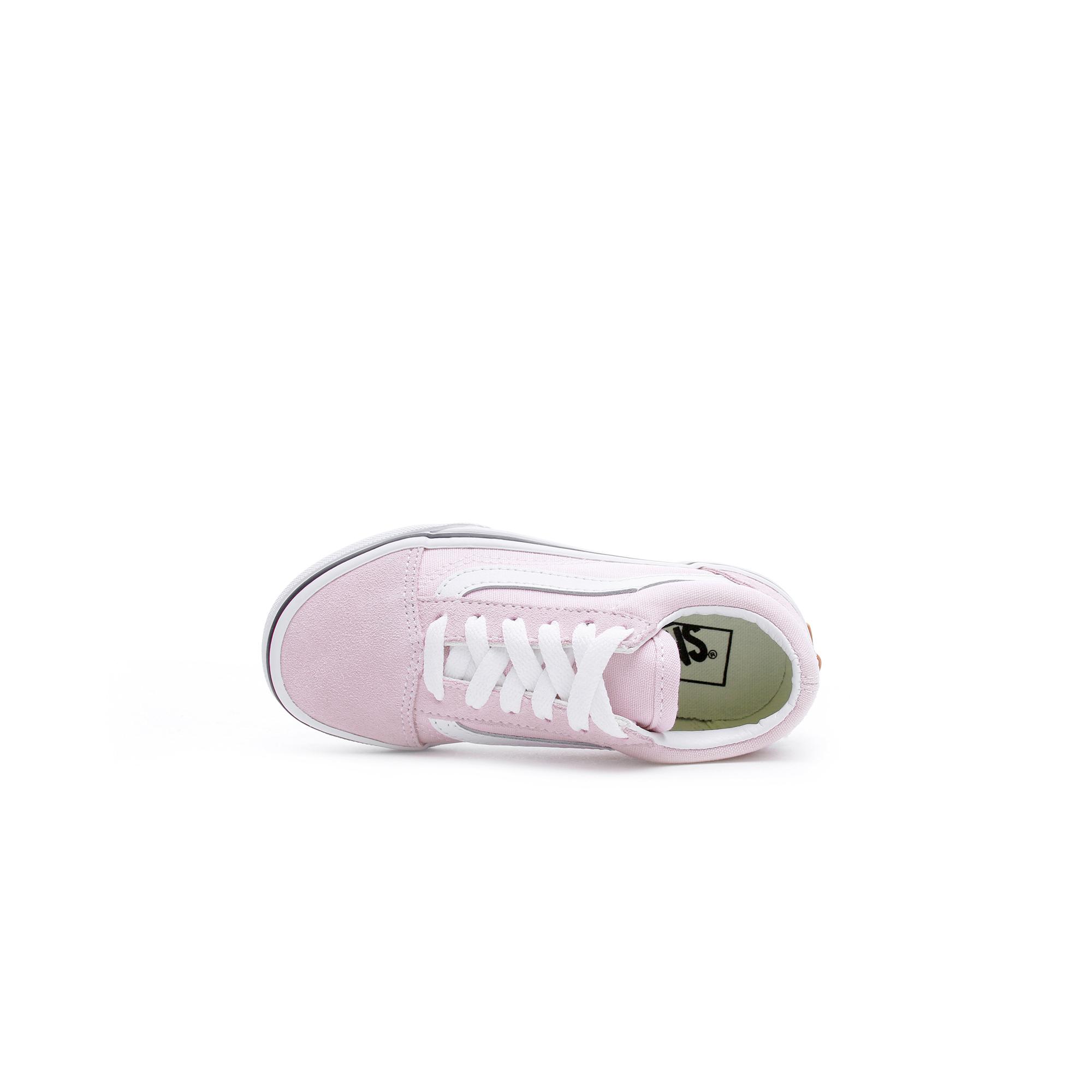 Vans Old Skool Çocuk Pembe Sneaker