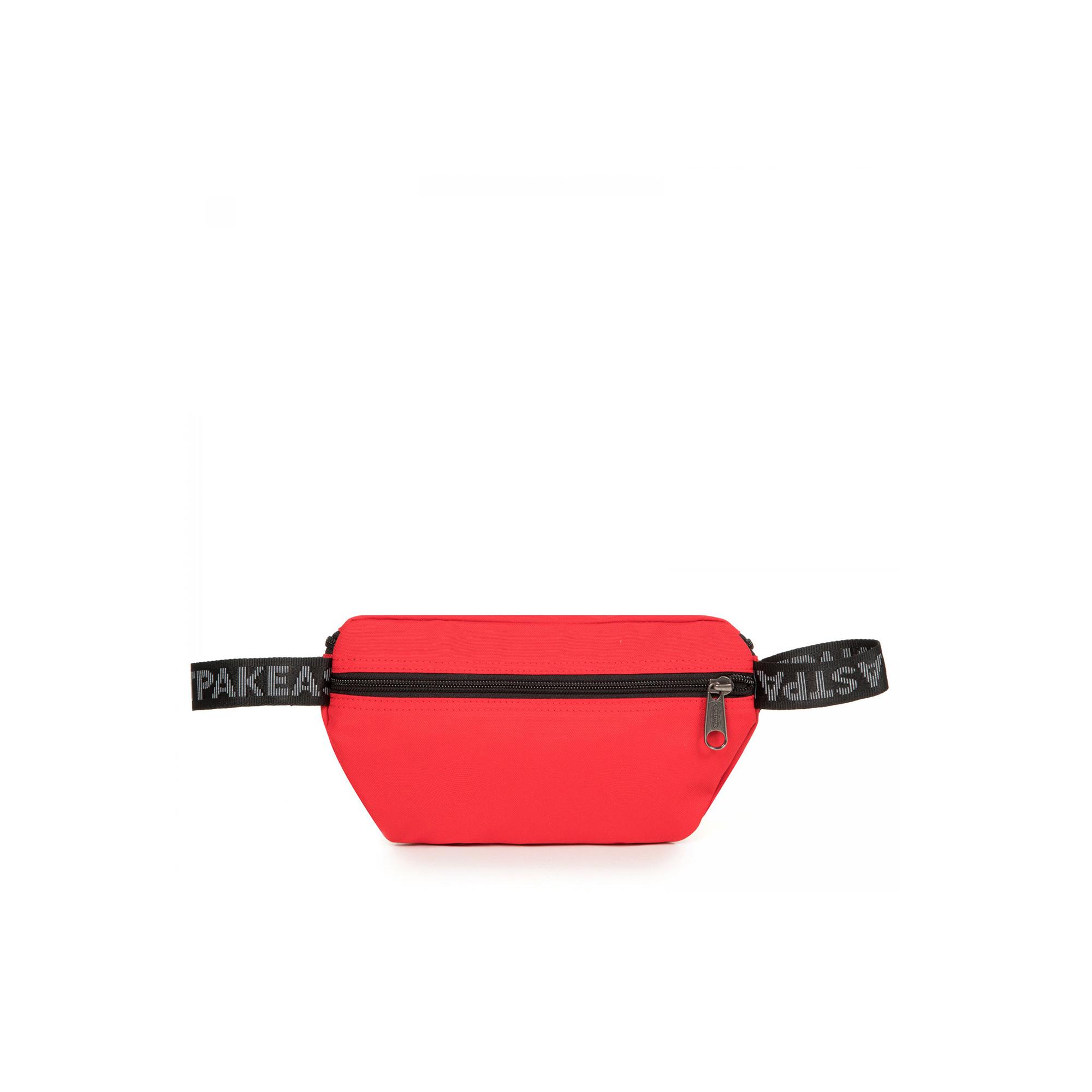 Eastpak Springer Bold Webbed Unisex Kırmızı Bel Çantası