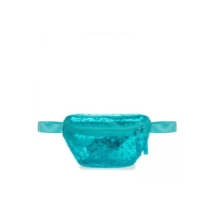 Eastpak Springer Splash Lagoon Unisex Mavi Bel Çantası