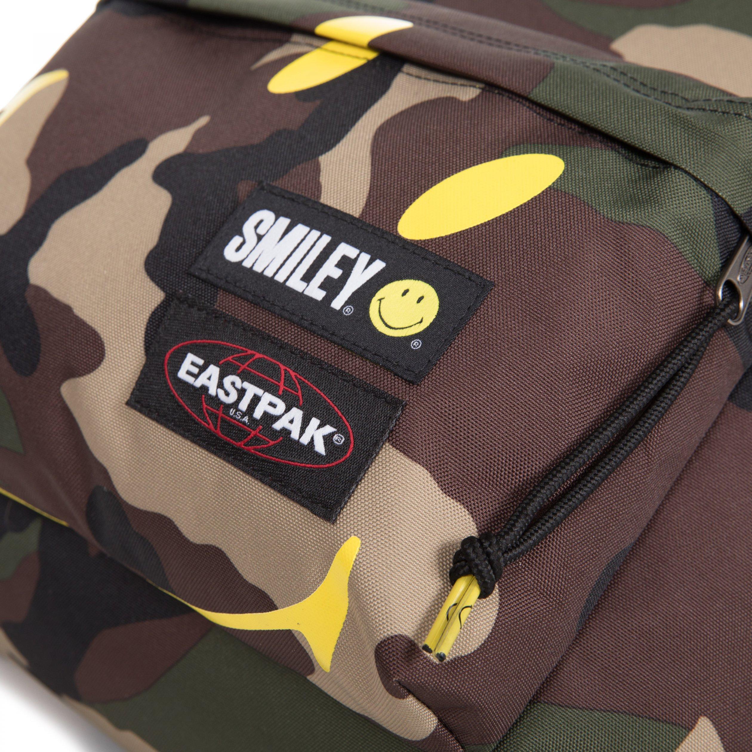 Eastpak Padded Pak'R Smiley Unisex Yeşil Sırt Çantası