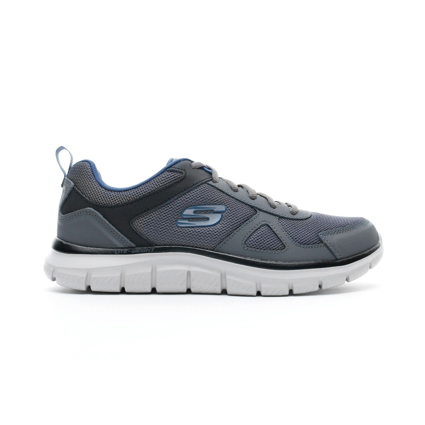 Skechers Track Gri Erkek Spor Ayakkabı