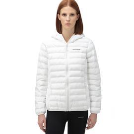 Skechers Filled Hood Beyaz Kadın Mont