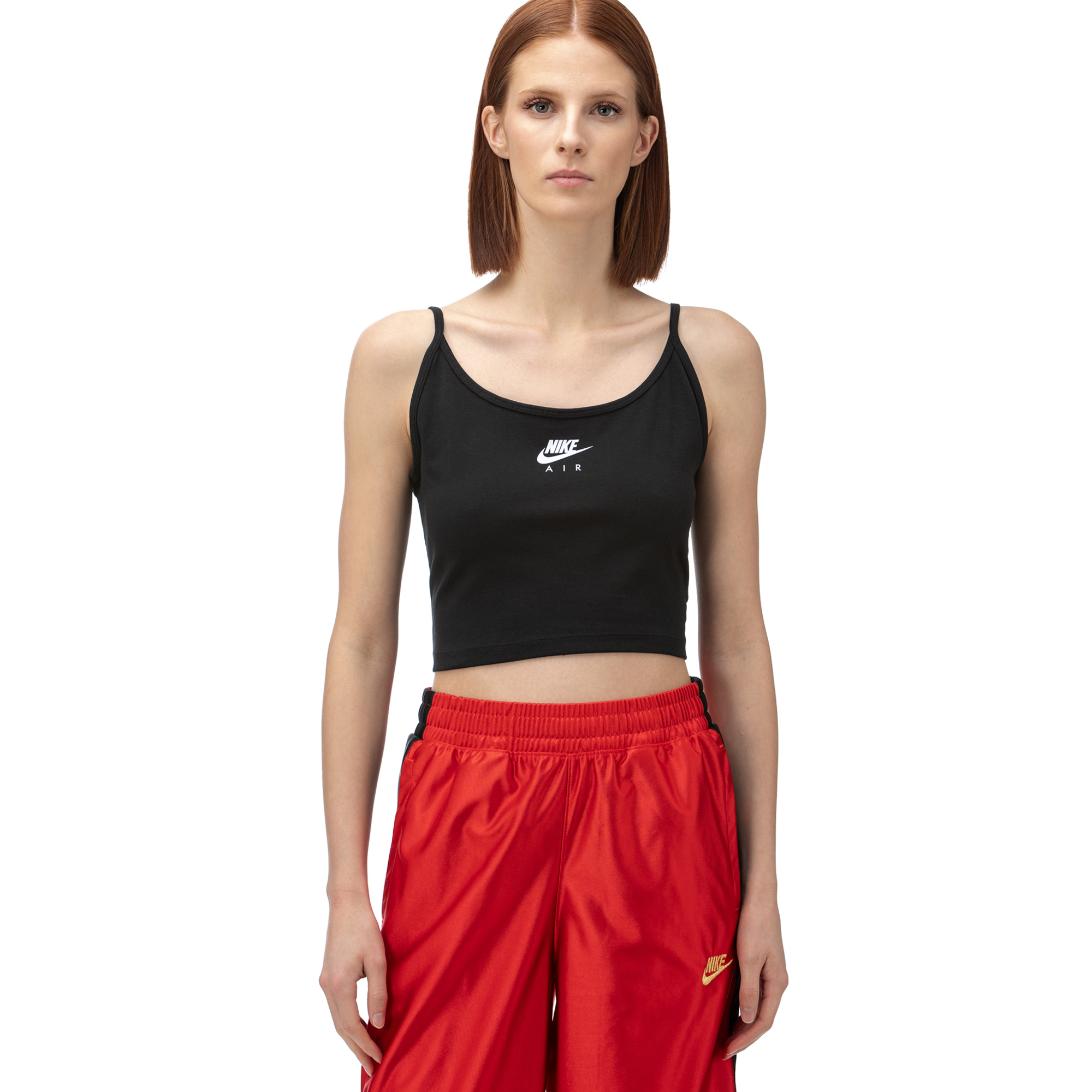 Nike Air Kadın Siyah Sporcu Sütyeni