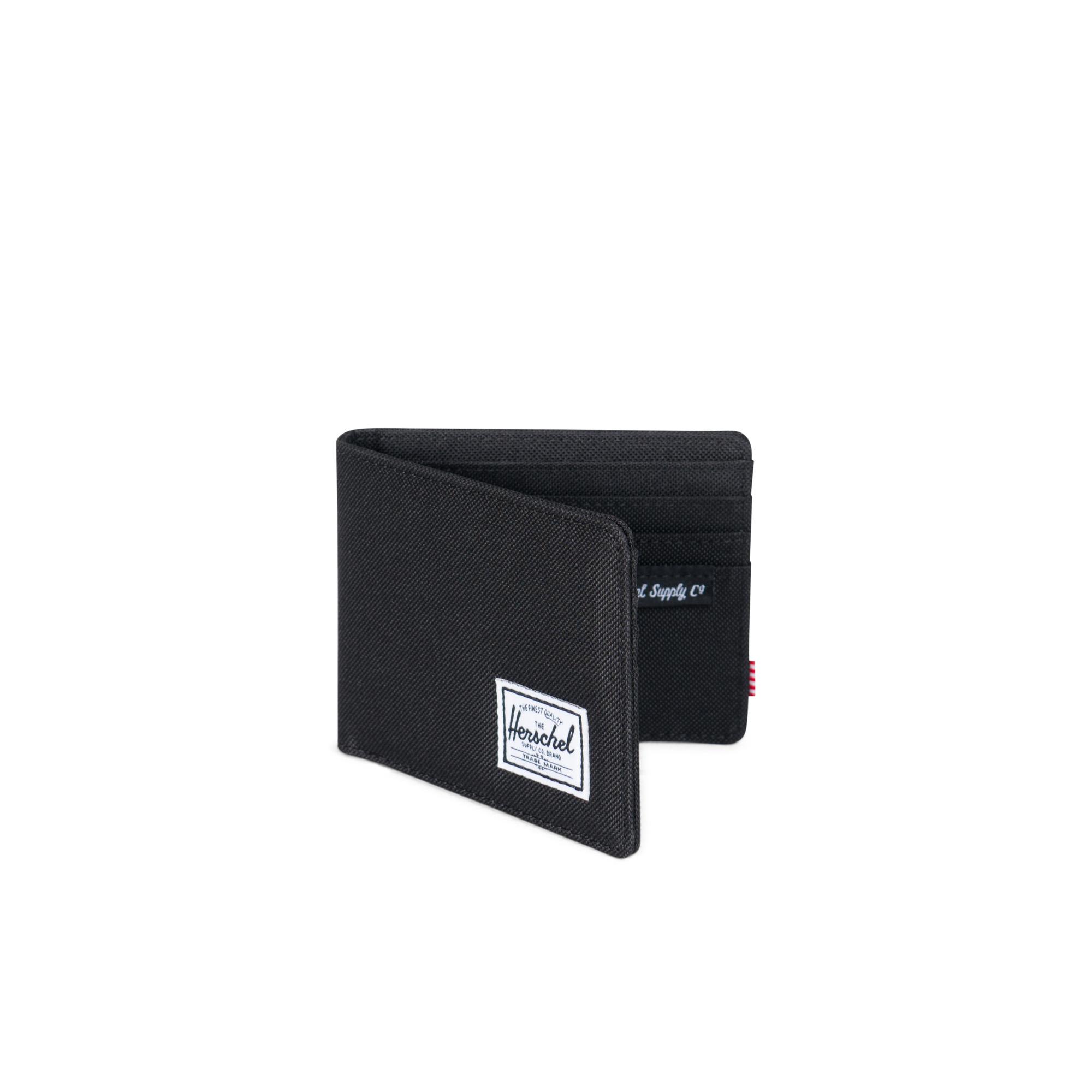 Herschel Roy RFID Unisex Siyah Cüzdan