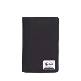 Herschel Search Rfıd Unisex Siyah Pasaport Cüzdanı