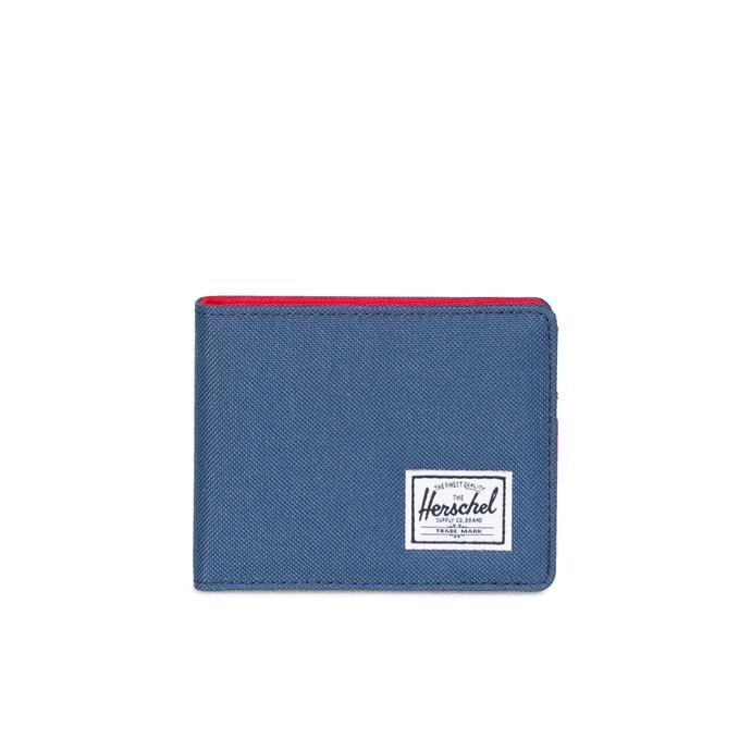 Herschel Roy RFID Unisex Lacivert Cüzdan