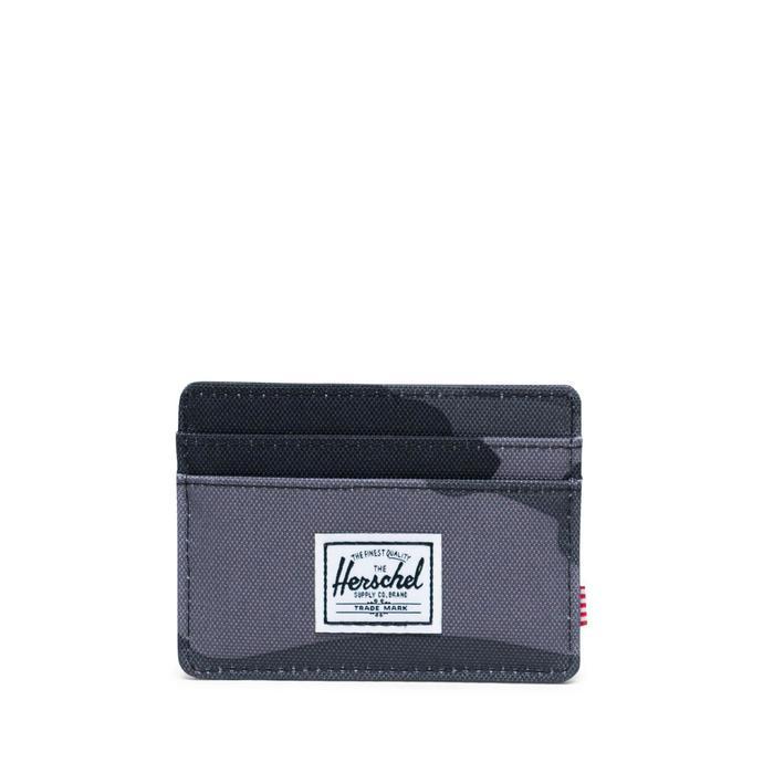 Herschel Charlie RFID Gri Unisex Kartlık