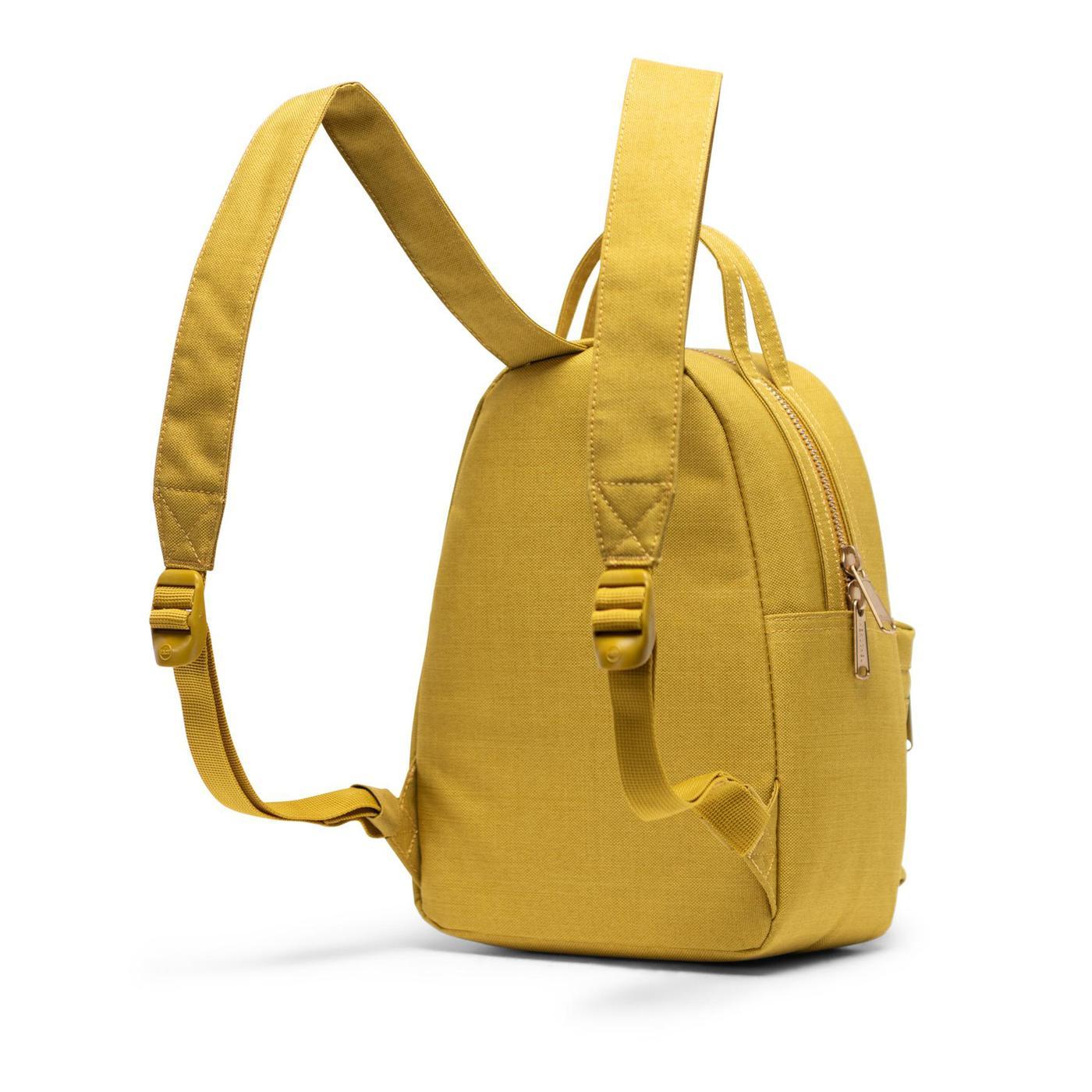 Herschel Nova Mini Sarı Kadın Sırt Çantası