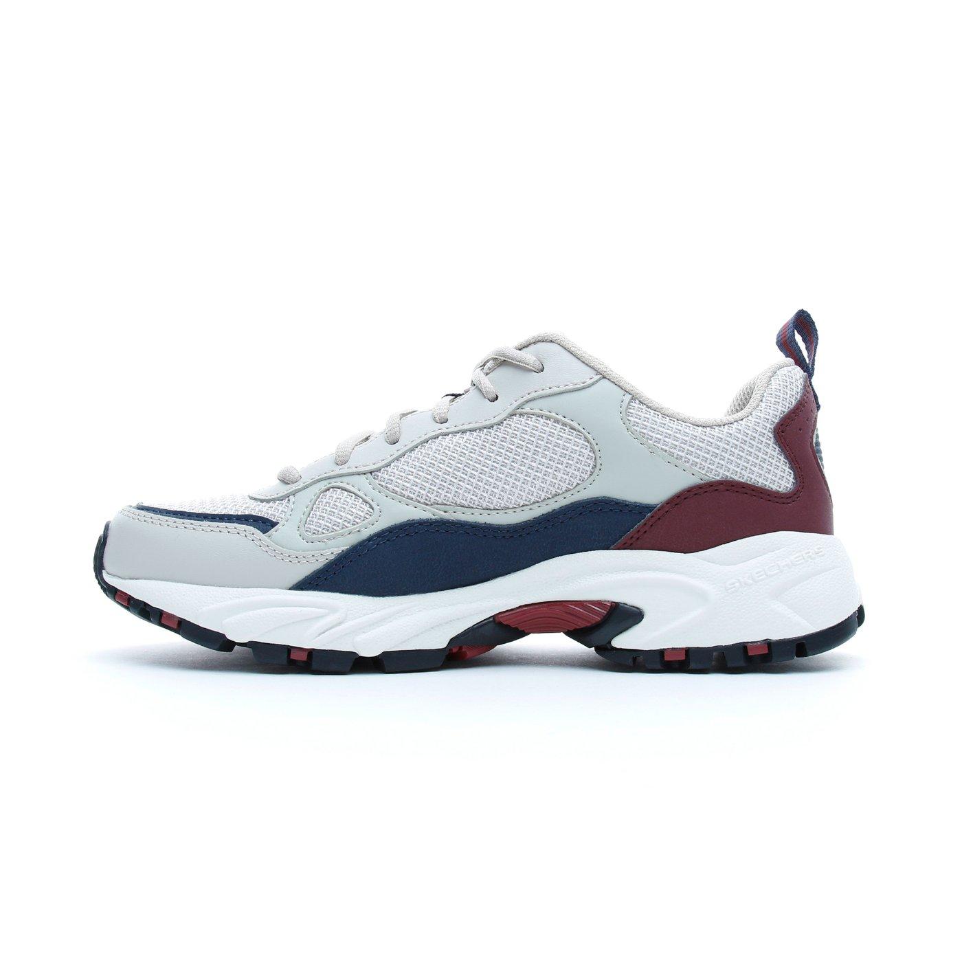 Skechers Stamina - Bluecoast Erkek Bej Spor Ayakkabı