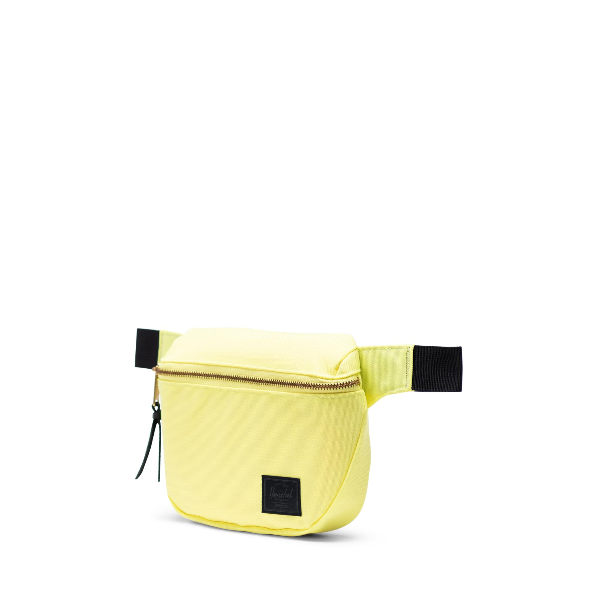 Herschel Fifteen Unisex Sarı Bel Çantası