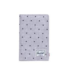 Herschel Search RFID Unisex Gri Pasaport Cüzdanı