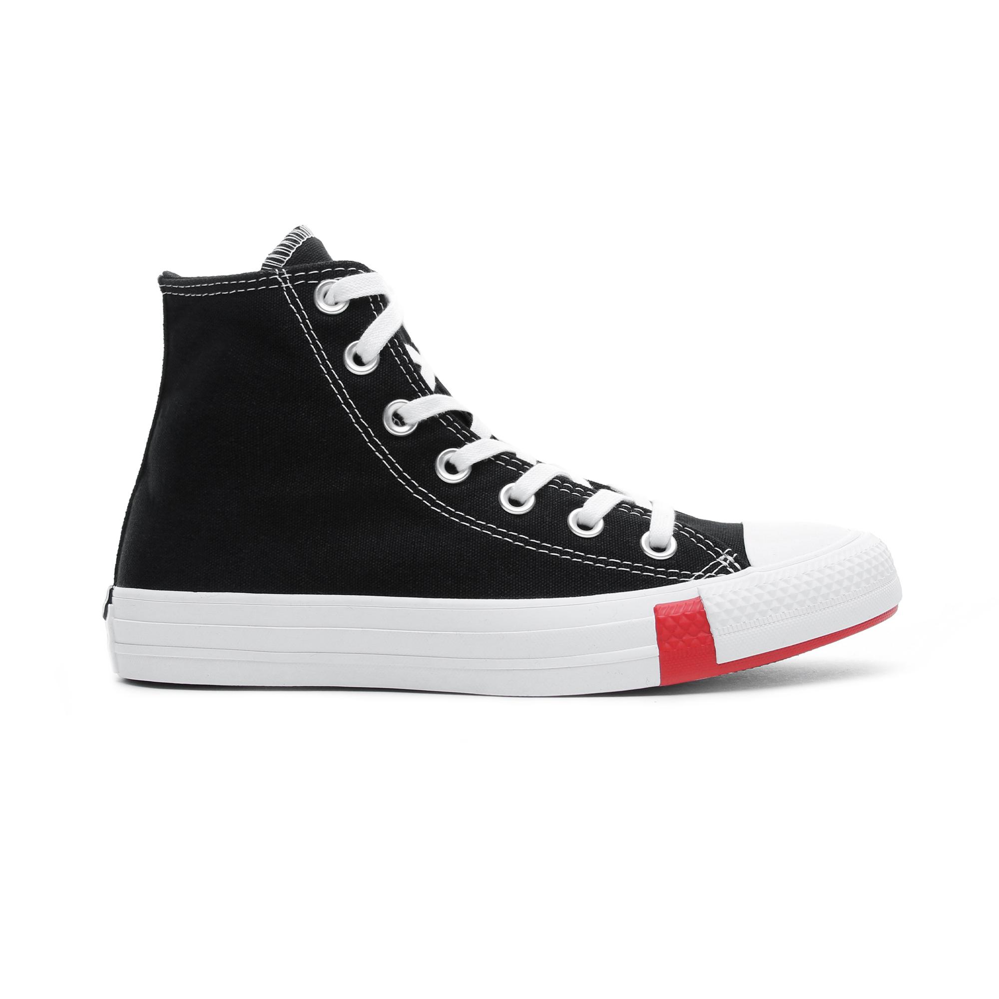 Converse Chuck Taylor All Star Hi Unisex Siyah Sneaker