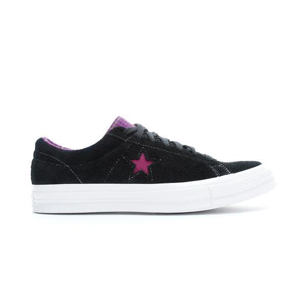 Converse One Star Erkek Siyah Sneaker