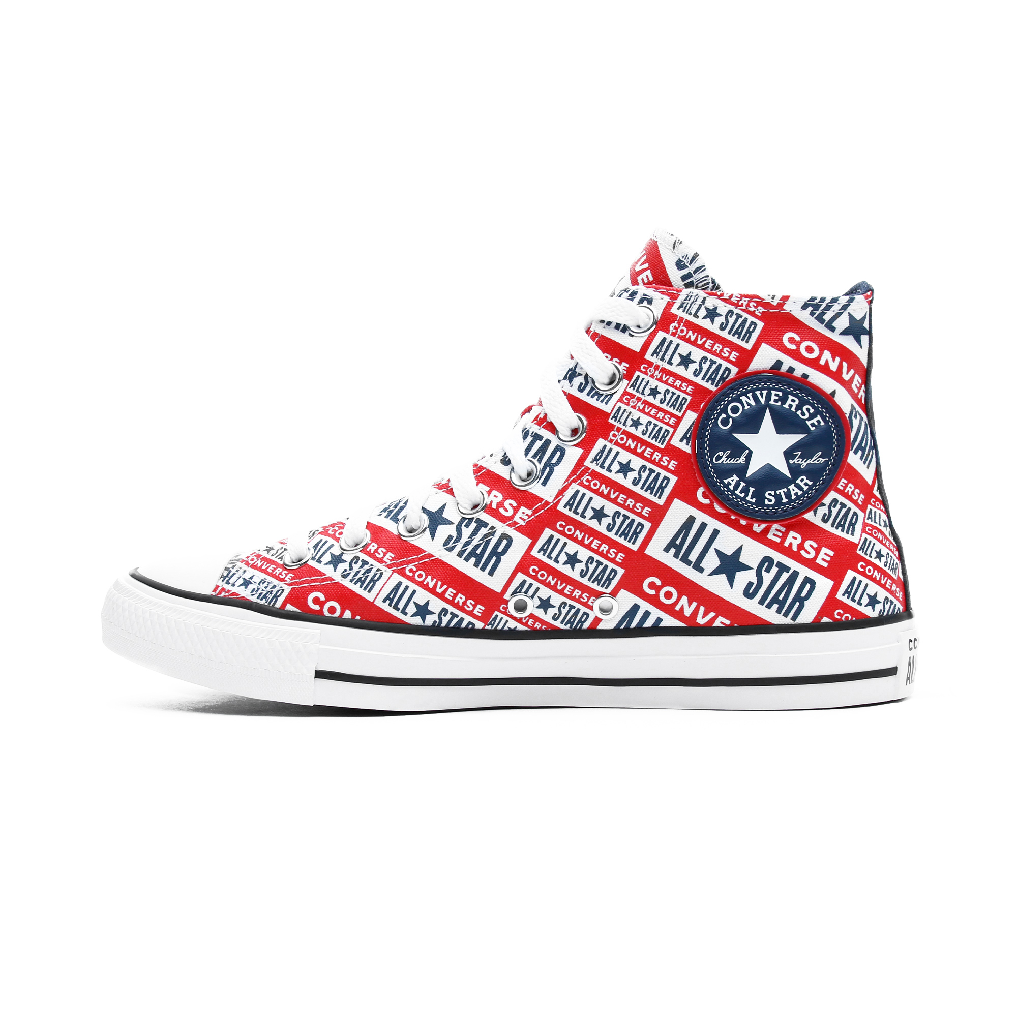 Converse Chuck Taylor All Star Hi Erkek Kırmızı Sneaker