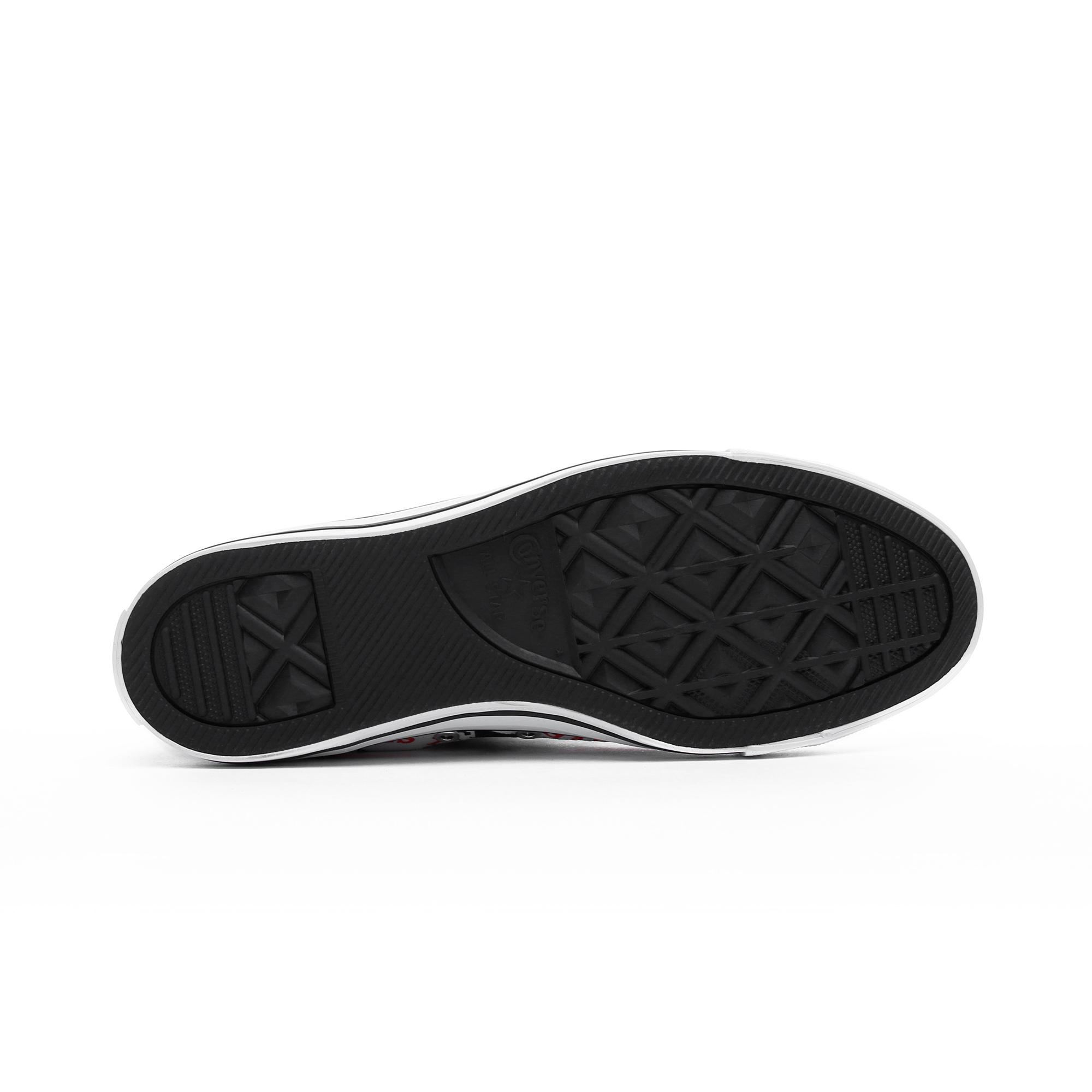 Converse Chuck Taylor All Star Hi Erkek Siyah Sneaker