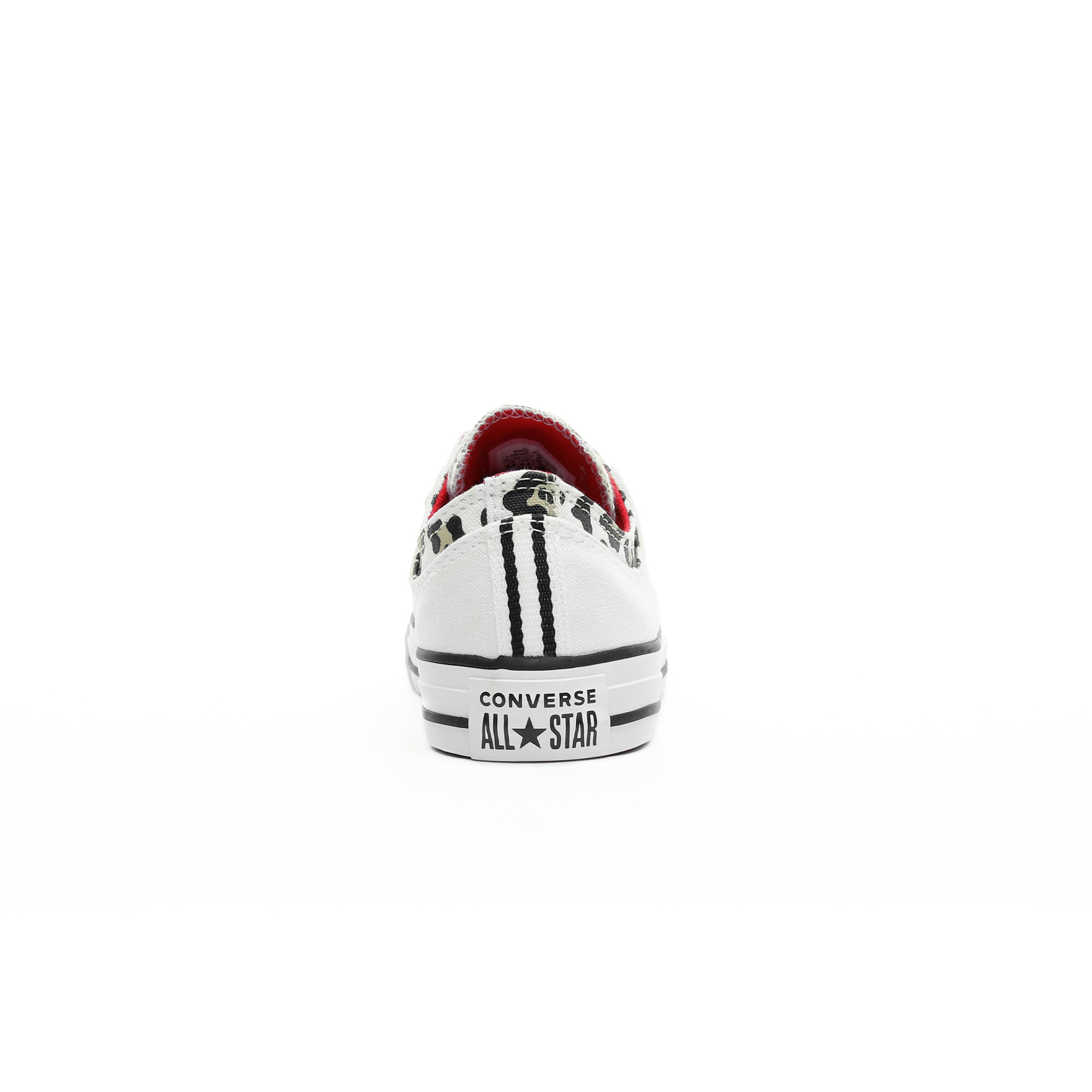 Converse Chuck Taylor All Star Double Kadın Beyaz Sneaker