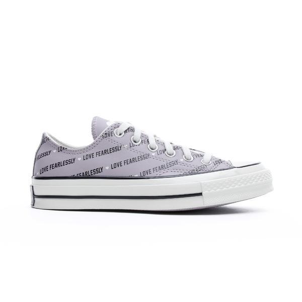 Converse Love Fearlessly Chuck 70 Kadın Mor Sneaker