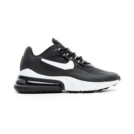 Nike Air Max 270 React Erkek Siyah Spor Ayakkabı